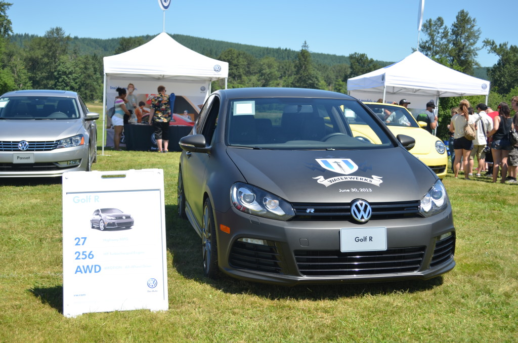 WaterWerks 2013 - Volkswagen on America